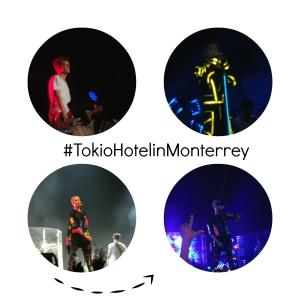 Tokio Hotel In monterrey
